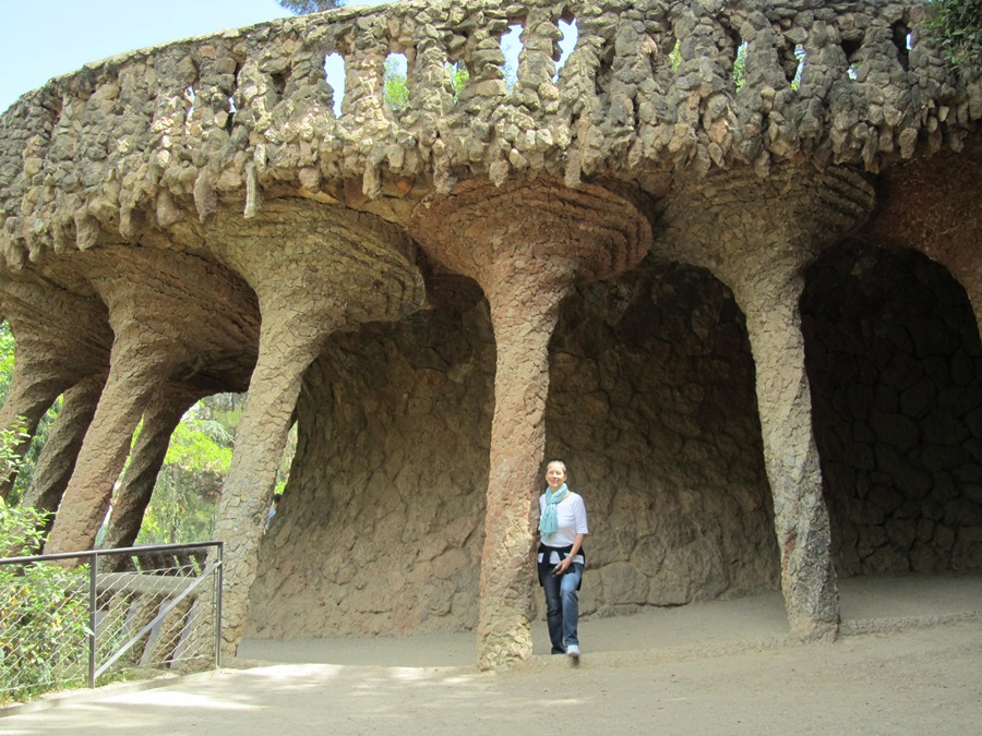 005.3.Tag,Park Güell besucht und Sightseeing.IMG_0001 (52)