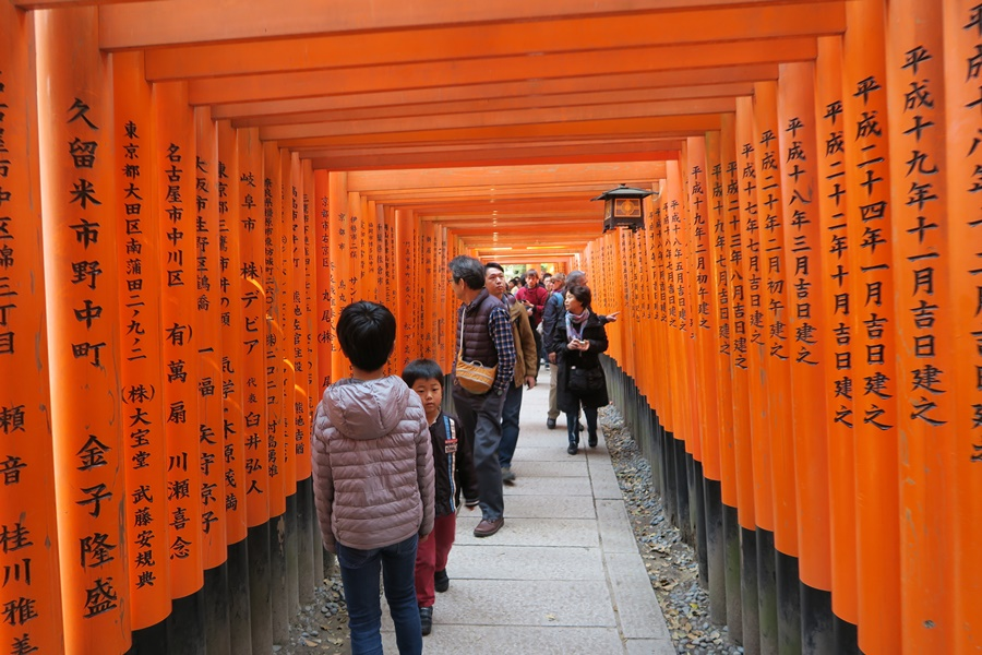 08.J.Kyoto,Oinari-san Tempel u.1001 Tore.IMG_5096 (20)