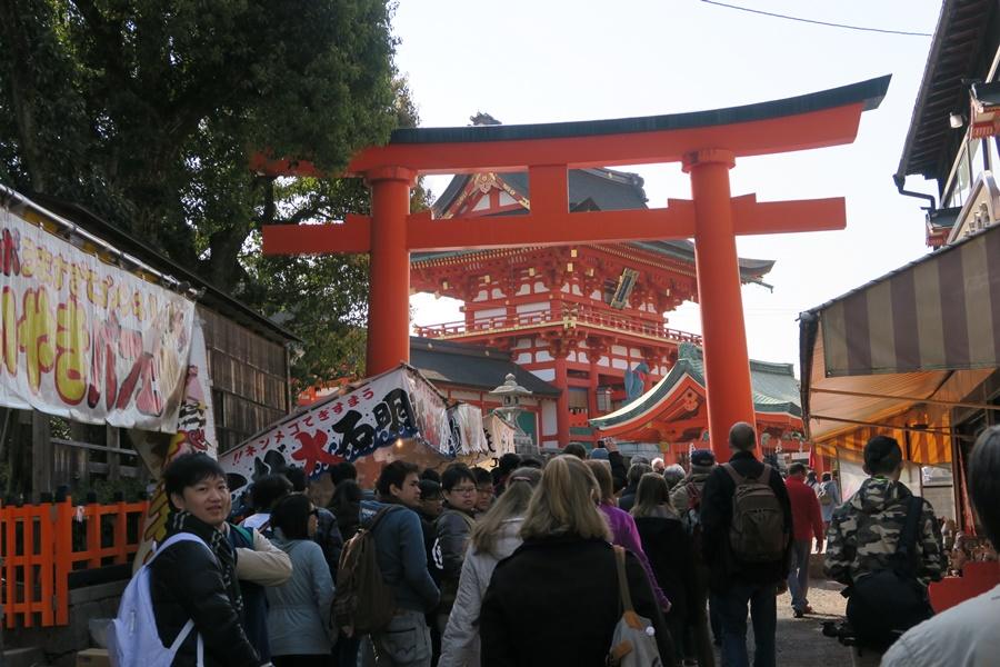 08.J.Kyoto,Oinari-san Tempel u.1001 Tore.IMG_5096 (5)