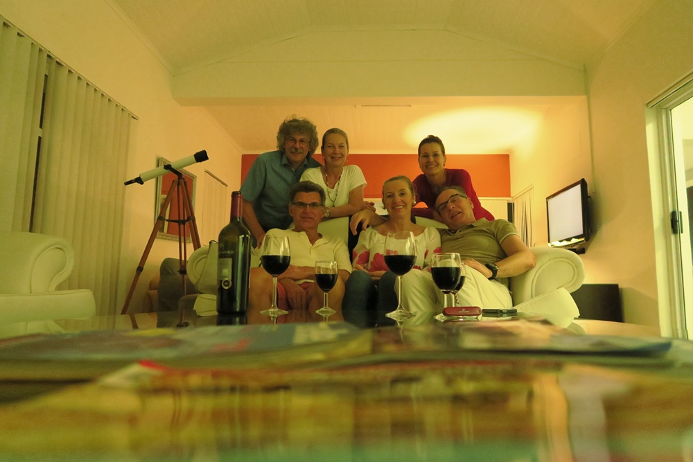 Uschi & Werner, Uschi & Günther, Barbara & Paul IMG_7030