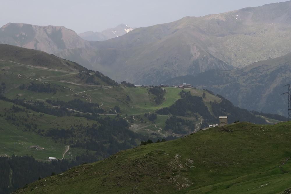 01.07.07.17 Auf dem EL Pas de Casa 2050 Meter, von F nach Andorra IMG_0465 (20)