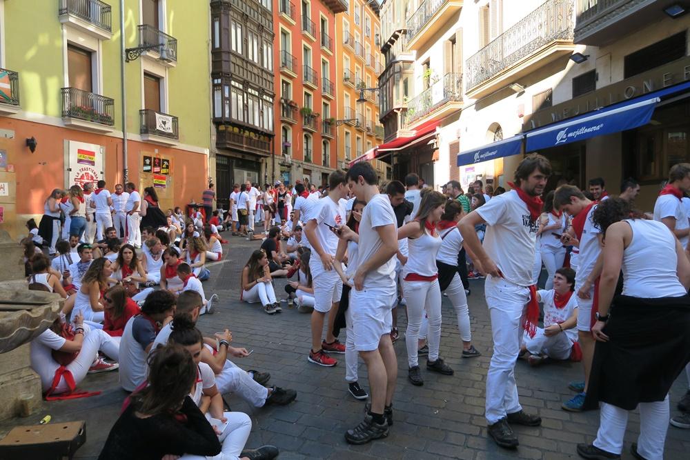 03...Pamplona, San Fermin Fest 14.07.17 IMG_0964 (57)