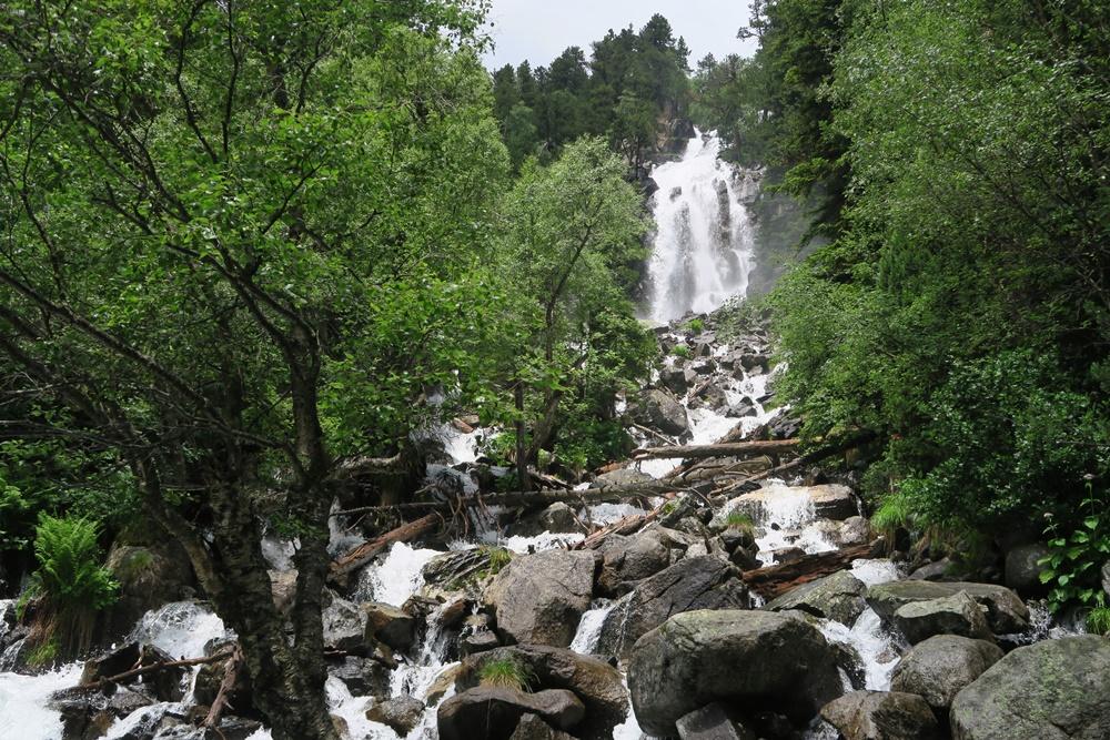 07...10.07.17 Espot, Caskade de Rater im Parc National dÀigüestortes Wanderung IMG_0544 (62)
