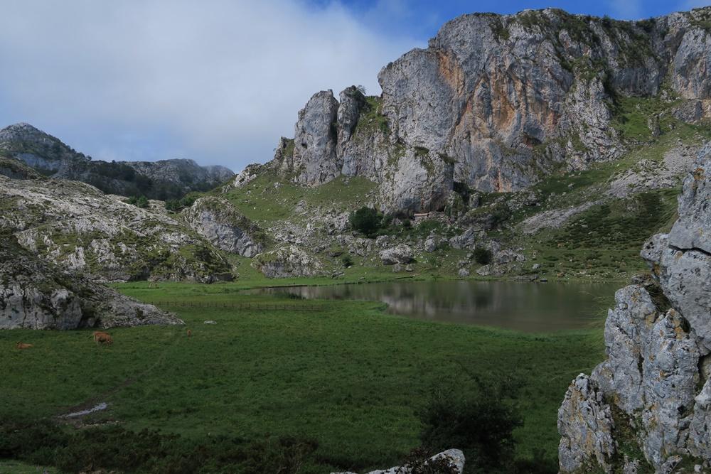 08..21.07.17 Wanderung, Lagos de Covadonga,um den Lago La Ercina 1108 m hoch IMG_1257 (50)