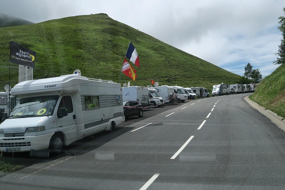 1..Am Col de Peyresoùrde, warten auf Tour de France IMG_0644 (19)