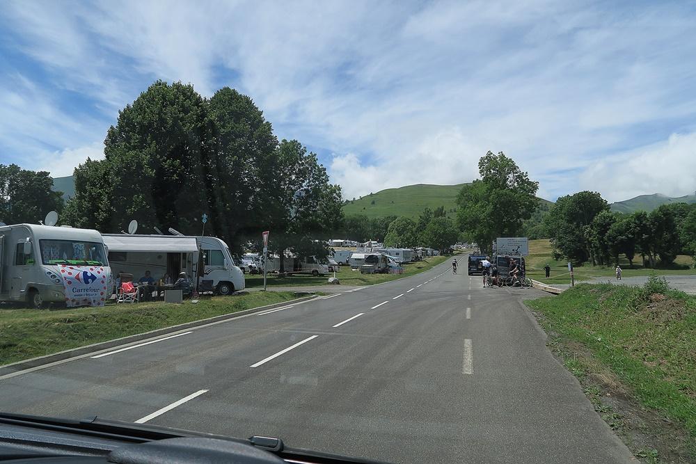 1..Am Col de Peyresoùrde, warten auf Tour de France IMG_0644 (3)